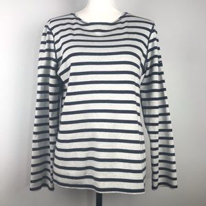 Saint James L'atelier Top Size 34 (S) Stripped